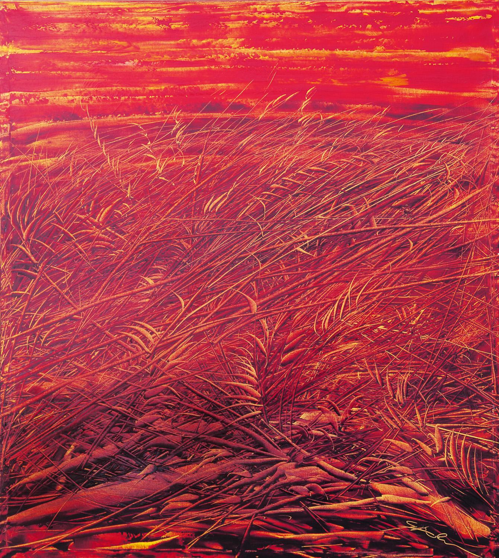 orizzonte rosso Abeni